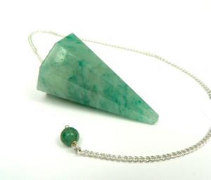 green pendulum